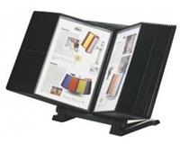 Jalema Infomanager Flex-O-Frame uitbreidingsset 10-tassen zwart
