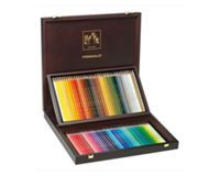 Kleurpotloden  Prismalo 80stuks houten doos ass