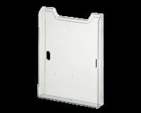 Multo Folderhouder  wand A4 1-vak staand helder transparant