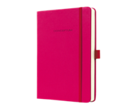 Sigel SI-CO572 Notitieboek Conceptum Pure Hardcover A6 Roze Gelinieerd