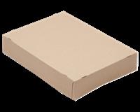 Cleverpack Paraatdoos  A5 218x155x55mm voor 500vel wit 10st