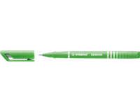 stabilo Fineliner  sensor lichtgroen 0.3mm