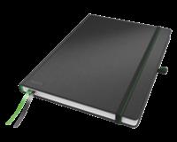 Leitz Notitieboek  Complete hardcover A6 gelinieerd zwart