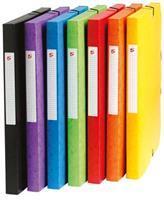 5 Star elastobox, rug van 2,5 cm, geassorteerde kleuren