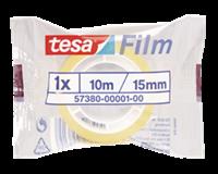 TESA Plakband  film standaard 15mmx10m