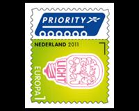 Postzegels Belgie waarde 1 zelfklevend 100 stuks