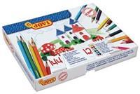 Jovi kleurpotlood, 144 potloden (classpack)