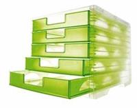 Styro ladenblok lightbox transparant kiwi