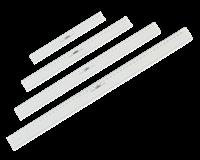 Liniaal M+R 1150 500mm plastic transparant