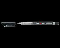 Viltstift  Write-4-All 166/46 permanent zwart superfijn