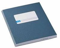 Jalema Breedkwarto  192blz gelinieerd blauw