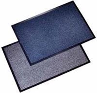 Floortex Vloermat Grijs/antraciet. 60 x 90 cm