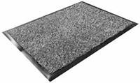 Floortex Vloermat Grijs/antraciet. 90 x 150 cm