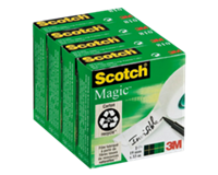 Scotch Magic 810 19mmx33m onzichtbaar plakband