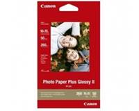 Canon PP-201 10x15cm Photo Paper Glossy Plus II 50 vel 260g