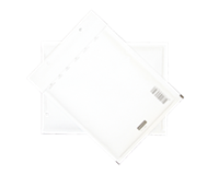 Quantore Envelop  luchtkussen nr14 200x275mm wit 5stuks