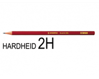Stabilo Potlood  grafiet Schwan 306 2H