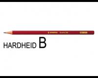 Stabilo Potlood  grafiet Schwan 306 B