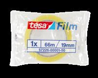TESA Plakband  film standaard 19mmx66m