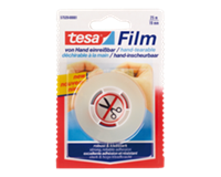Tesafilm Hand-tearable, ft 25 m x 19 mm