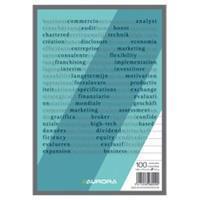 Aurora Schrijfblok A5 lijn (pak 10 stuks)