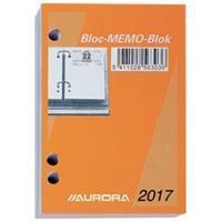 Aurora Memo scheurkalender 2017