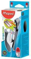Maped nietmachine Ergologic Half Strip Soft touch in doosje