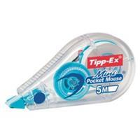 Mini Pocket Mouse Fun Tipp-Ex breedte 5 mm - lengte 5 m