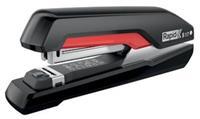 Nietmachine  S17 Fullstrip 30vel 24/6 zwart/rood