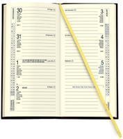 Gallery agenda Minitimer met opdruk, geassorteerde kleuren, 2020