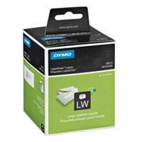 Dymo origineel Labels 89 x 36 mm (99012) (per 2 stuks)