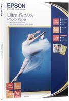 Epson ultra glossy Foto paper 100x150mm