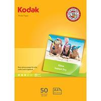 Kodak Photo A4 180gr 50 Vellen Glanzend