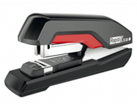 rapid Nietmachine Supreme S50 SuperFlatClinch 50 vel. zwart/rood