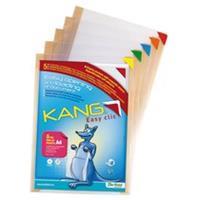 Tarifold tas Kang Easy Clic hoeken in geassorteerde kleuren