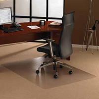 Floortex ULTIMAT Stoelmat tapijt polycarbonaat 120 x 150 cm