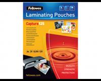 fellowes Lamineerhoes  A4 2x125micron 25stuks