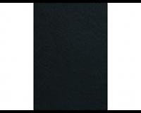 fellowes Voorblad  A4 lederlook zwart 100stuks