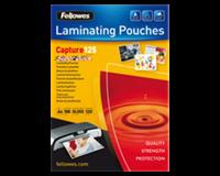 fellowes Lamineerhoes  A4 Superquick 2x125micron 100stuks