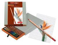 Bruynzeel Sakura Kleurpotloden  Colour box 12stuks assorti