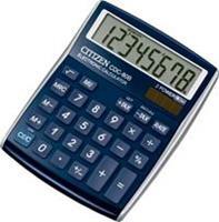 Citizen Allrounder bureaurekenmachine CDC-80, blauw
