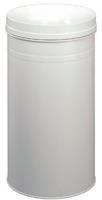 Durable Papierbak vlamdovend 68 cm/ diameter 37.5 cm. 62.1 liter. Lichtgrijs