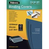 Fellowes omslagen ft A4, 250 micron, pak van 25 stuks, blauw
