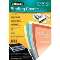 Fellowes omslagen ft A4, 240 micron, pak van 100 stuks