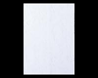 fellowes Voorblad  A4 lederlook wit 100stuks