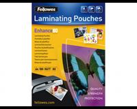 fellowes Lamineerhoes  A4 2x80micron mat 100stuks