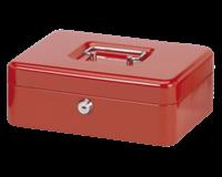 Geldkist Maul 250x191x90mm rood
