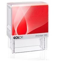 Colop Woordstempel  Printer 20 herinnering rood