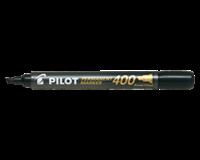 pilot Viltstift  SCA-400-B rond 4mm zwart