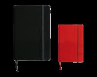 Quantore Notitieboek  A5 rood